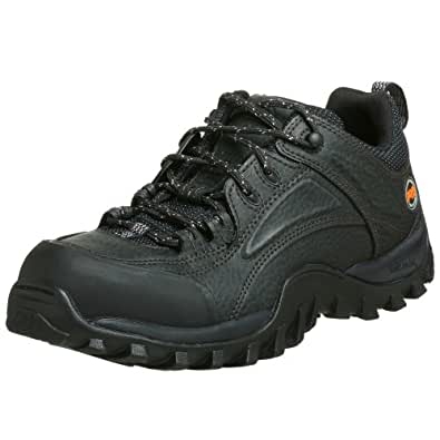 Timberland PRO Men's 40008 Mudsill Low Steel-Toe Lace-Up,Black,7.5 W