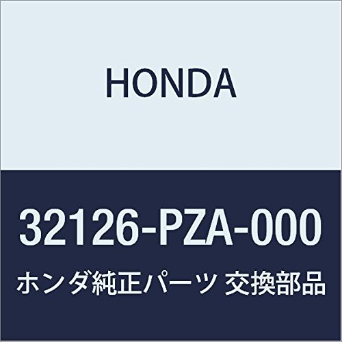 Genuine Honda 32126-PZA-000 Engine Cover Emblem