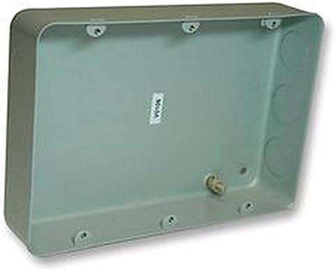 Grid Plus – 12 cajas de Gang Caja eléctrica Back Cajas/montaje ...