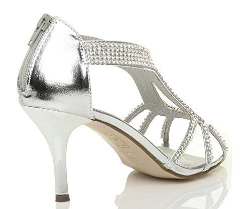 Aiguille Femmes Femmes Talon Aiguille Haut Haut Diamant Diamant Talon FYHHIqxPw