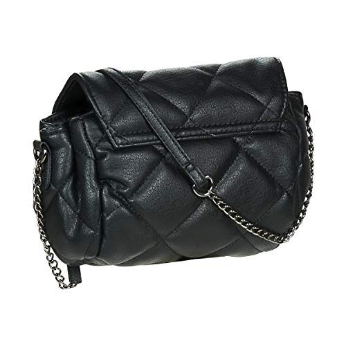 Pepejeans Mujer Bolso Ambrose Crema Negro 675w6rqd