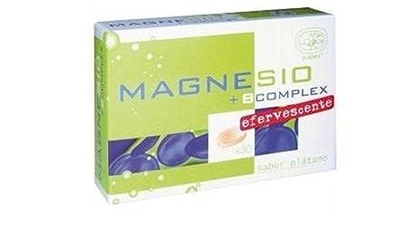 Magnesio con B Complex 30 comprimidos de Eladiet: Amazon.es: Salud y cuidado personal