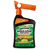 Spectracide Weed Stop For Lawns Plus Crabgrass Killer Concentrate, Ready-to-Spray, 32-Ounce, 6-Pack