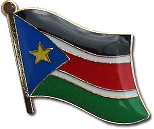 National Lapel Pin (South Sudan - National Lapel Pin)