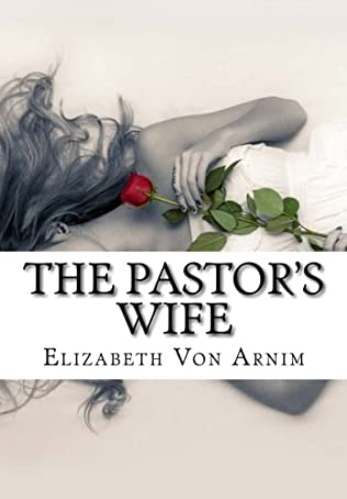 book cover of The Pastor\'s Wife