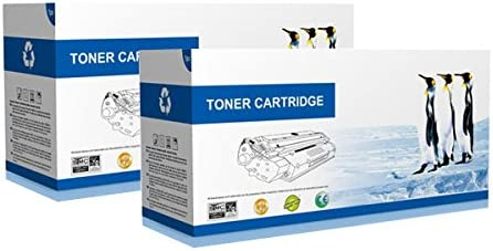 Black, 2 - Pack Supply Spot Compatible Toner Cartridge Replacement for Brother TN890 TN-890