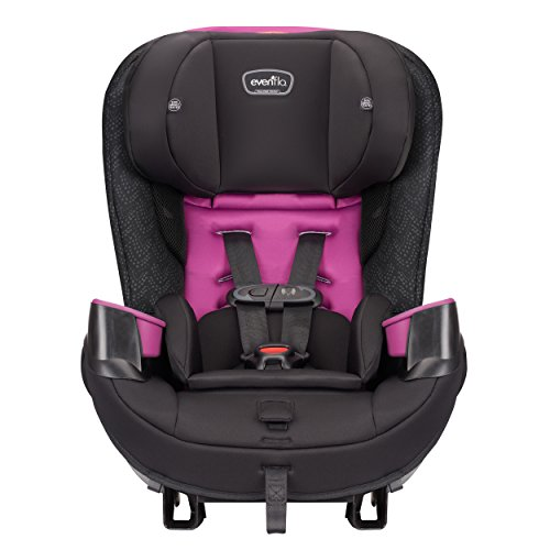 Rated booster car seat
