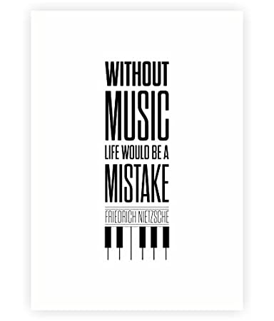 Amazon Lab No 4 Without Music Life Would Be A Mistake