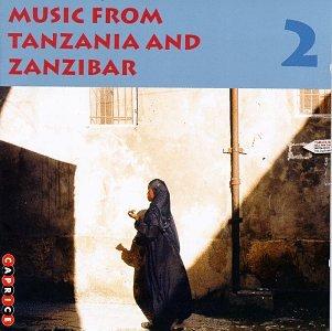Music From Tanzania & Zanzibar, Vol  2