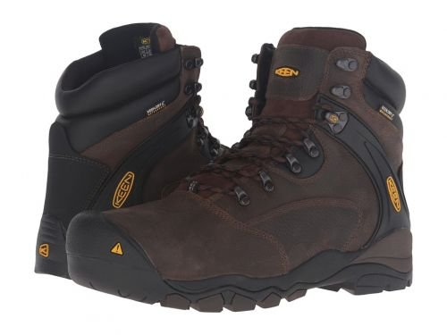 Keen Utility(キーン) メンズ 男性用 シューズ 靴 ブーツ 安全靴 ワーカーブーツ Louisville 6