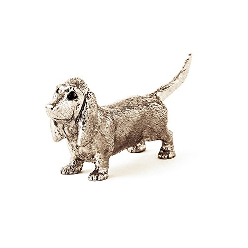 Basset Hound Made in UK Artistic Style Dog Figurine Collection