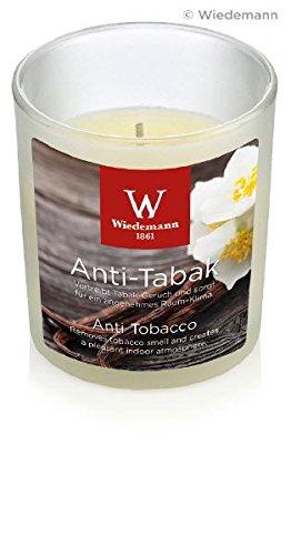 Duftkerzen 4 Stück Anti Tabak Kerze im Glas: Amazon.de: Küche & Haushalt