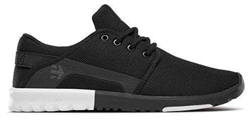 Etnies Chaussure De Skate Scout Pour Homme Noir / Blanc / Blanc