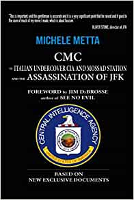 CMC  THE ITALIAN UNDERCOVER CIA AND MOSSAD STATION AND THE