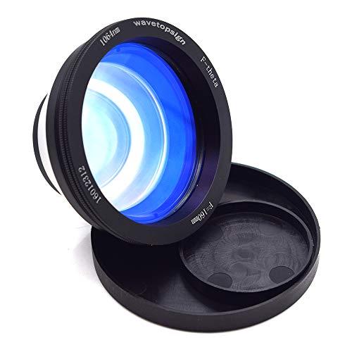 (WaveTopSign F-Theta Lens 1064nm scan Lens yag Laser scan Lens Fiber Laser scan Lens Size:175175MM F254)