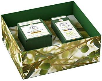 La Provençale BIO, Pack Anti Edad Crema de Juventud 50ml y Sérum de Noche 30ml con Aceite de Oliva BIO Rico en Polifenoles Antioxidantes