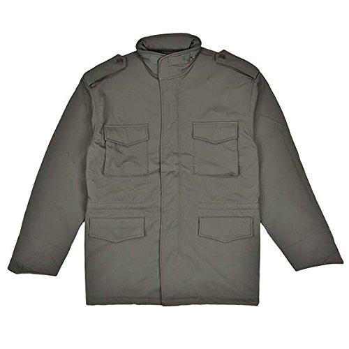 Soft Shell Tactical M-65 Jacket, Olive Drab, Medium