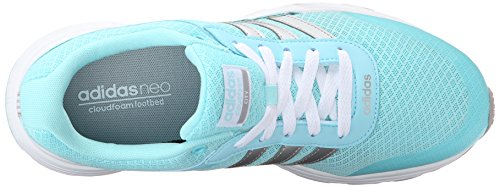 huge selection of 41dee f112a adidas Neo Womens Cloudfoam VS City W Casual Sneaker - Buy O