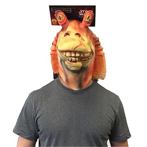 Rubie's Costume Co Child Star Wars I - Jar Jar Binks Mask]()