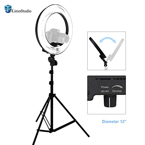 LimoStudio Dimmable Fluorescent Continuous Photography