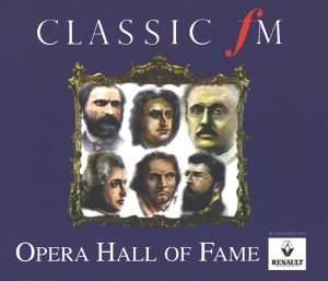 classic fm hall of fame 2014 cd