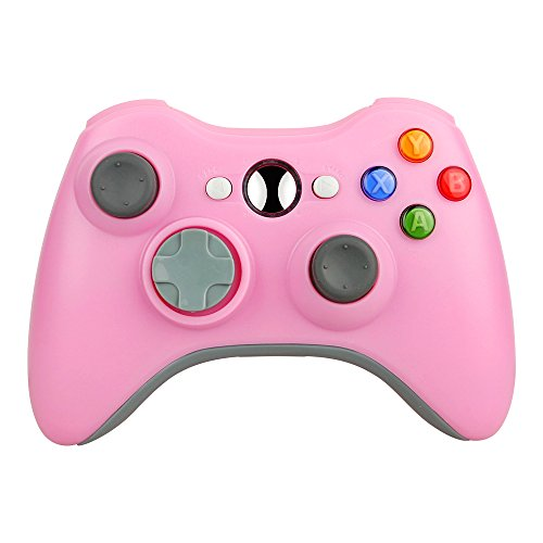 xbox 360 controller pink - 2