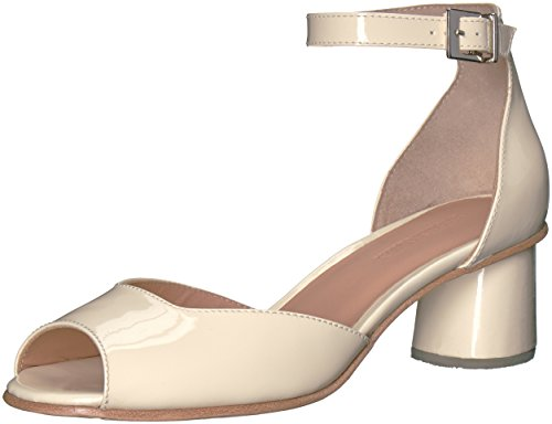 Rachel Comey Women's Bodie Dress Sandal, Creamsicle Patent Leather, 7.5 M US by Rachel Comey