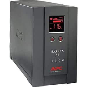 This is an AJC Brand Replacement APC BackUPS RS 1300VA LCD 120V 12V 9Ah UPS Battery