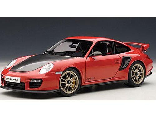 AUTOart 77964 1/18 - Performance: Porsche 911 (997) GT2 RS, Red 18 Autoart Diecast Model