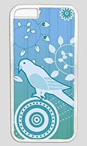 Autunm Forest Thanksgiving Halloween Masterpiece Limited Design PC Transparent Case for iphone 6 by Cases & Mousepads