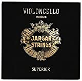 Jargar Superior Cello String Set / Medium