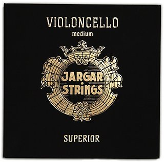 Jargar Superior Cello String Set / Medium