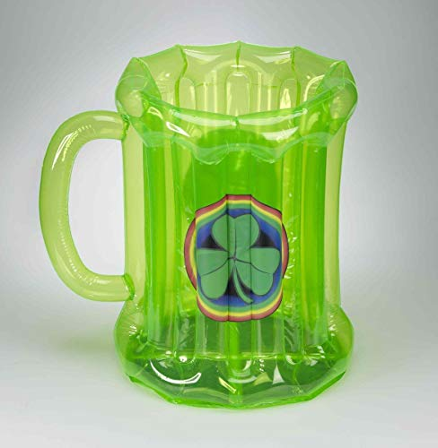 Forum Novelties St. Patrick's Inflatable Cooler Party Accessory