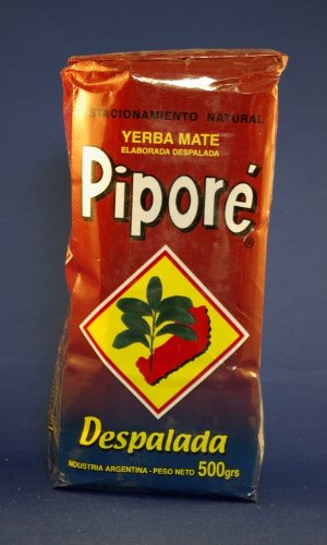 Yerba Mate Pipore Despalada - 500g - 1.1lb