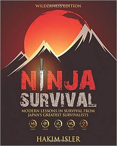 Ninja Survival: Modern Lessons in Survival from Japans ...