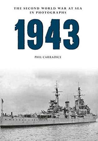 book cover of 1943: The Second World War at Sea in Photographs