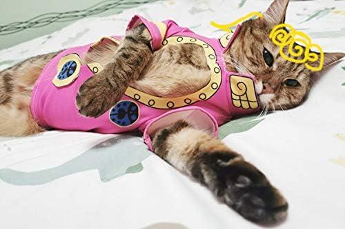 コスプレ衣装 ペット服 猫服 犬服 ジョジョの奇妙な冒険 向き 吉良吉影 ネクタイ 【ワンサイズ】 ※受注生産国内発送品※