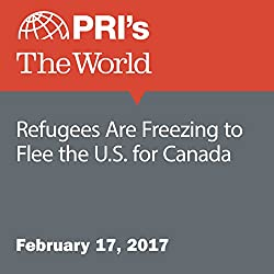 Refugees Are Freezing to Flee the U.S. for Canada