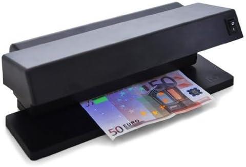 Auna Geldscheinprufer Uv Lampe Falschgeld Banknoten Amazon De Kuche Haushalt