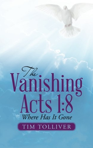 Download The Vanishing Acts 1:8: Where Has It Gone pdf epub