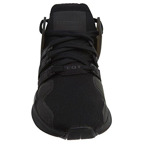 adidas Männer EQT Unterstützung ADV Fashion Sneaker Schwarz / Schwarz / Schwarz