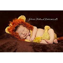 Baby Lion- 3 sizes