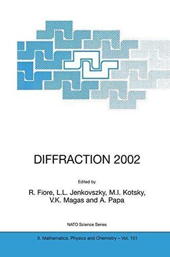 Vk 2002 the best amazon price in savemoney diffraction 2002 interpretation of the new diffractive phenomena in quantum chromodynamics and in the s fandeluxe Choice Image