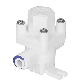 Válvula reductora de presión, válvula reguladora de ajuste rápido ...