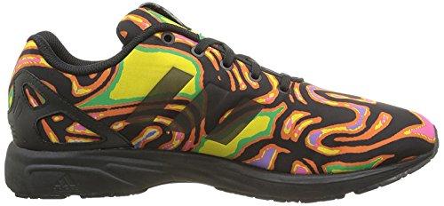 adidas Js Zx Flux Tech PSY, Unisex Adults' Sneakers Multicoloured