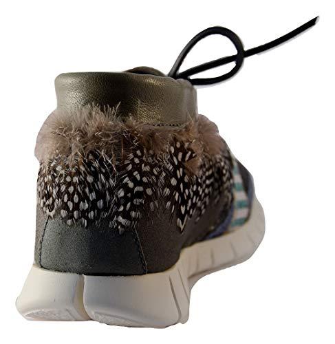 Scarpe Acqua 171554 Sneakers Piuma SOYA 40 Venezia Donna FISH f0qf5I
