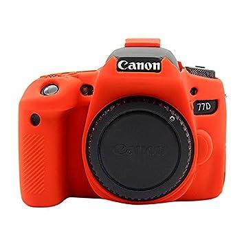 Protector de cuerpo de cámara suave silicona piel funda para Canon EOS M50 M 50