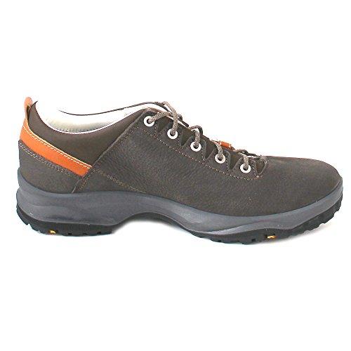 brun foncé unisexes AKU brun pour Chaussures adultes Plus randonnée Val de de foncé Low La et trekking x4x1wOfq6