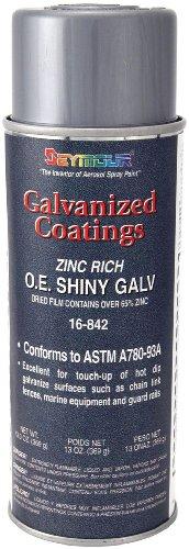 Seymour 16-842 Galvanized Coatings Spray Paint, OE Shiny -  Seymour Paint