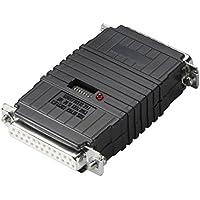 Black Box Async 232 to Parallel Converter DB25 to DB25 Interface Pwd HP